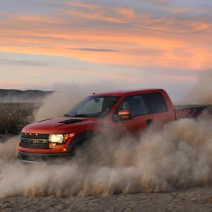 ford f150 svt raptor 2010 dust donuts w800