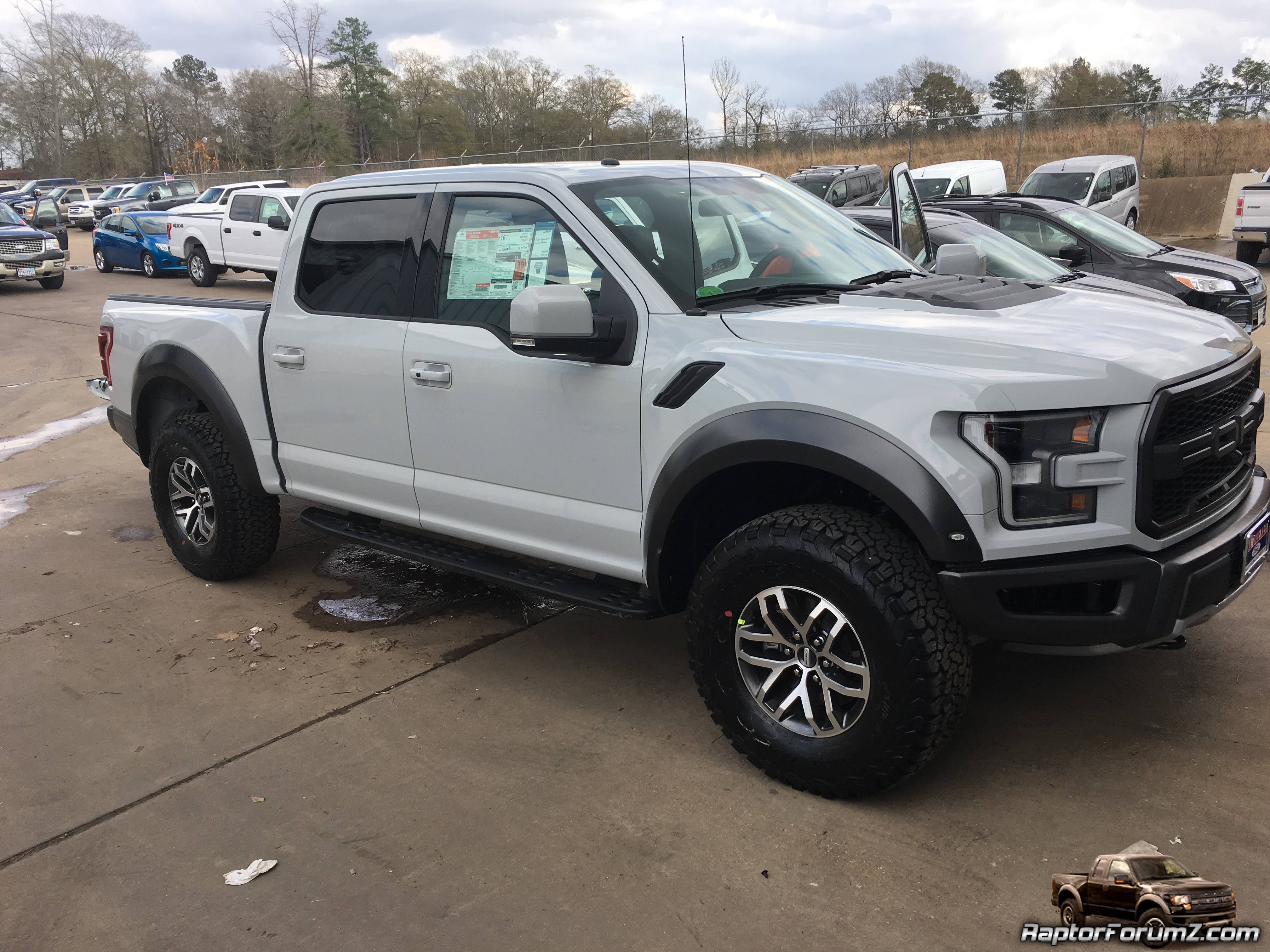 Raptor 2017 Avalanche Grey >> Ford Raptor Avalanche | 2017, 2018, 2019 Ford Price, Release Date, Reviews